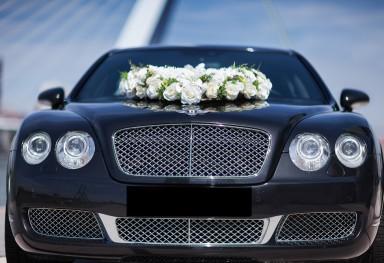 Photoshoot for Bentley Europe