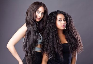 Hair fotoshoot