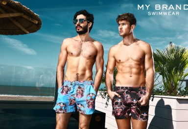 My Brand Beach wear Campagne