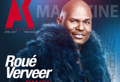 Roue Verveer for Cover Ak Magazine