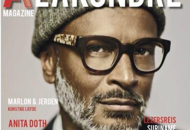 Cover Alakondre Magazine dec 2017