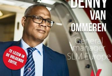 CEO Suriname Airways