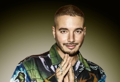 Latin superstar J Balvin