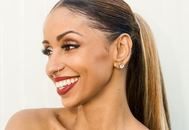 R&B Superstar Mya